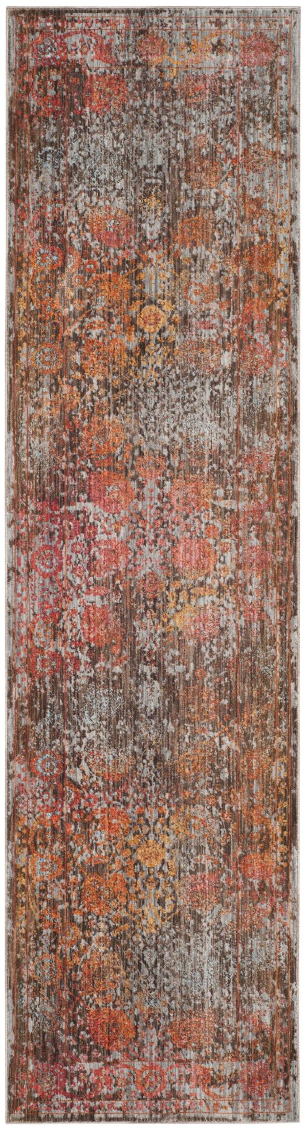 Safavieh Brown Polyester Rug