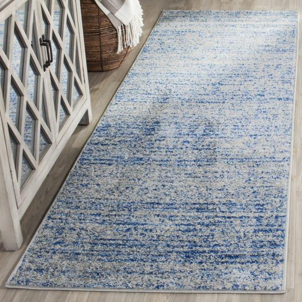 Safavieh Blue Polypropylene Rug