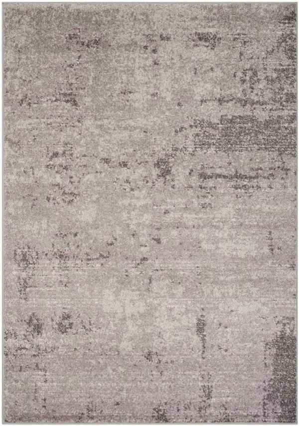 Safavieh Gray Polypropylene Rug