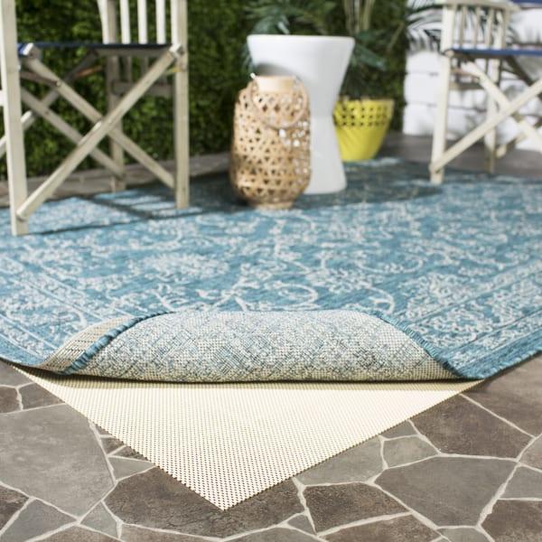 Safavieh Ivory Polyester Rug