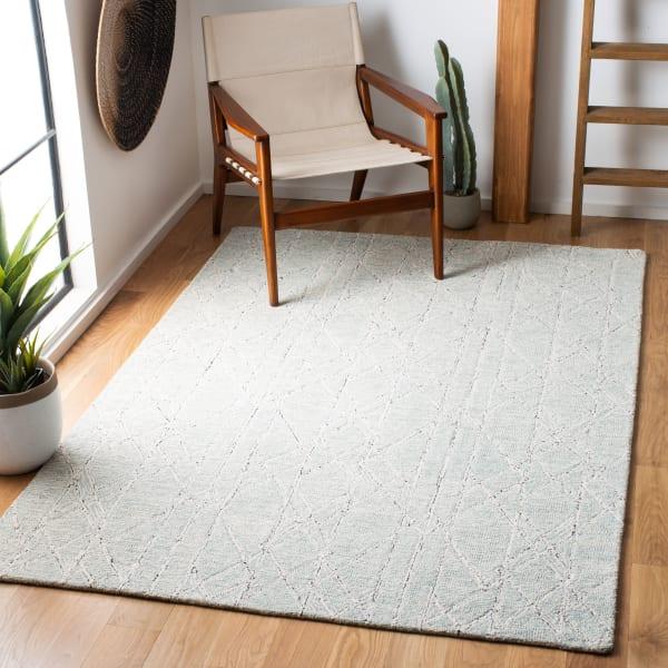 Essence Ivory Wool Rug