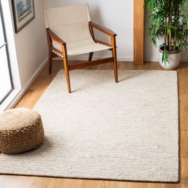 Safavieh Essence Gray Wool Rug