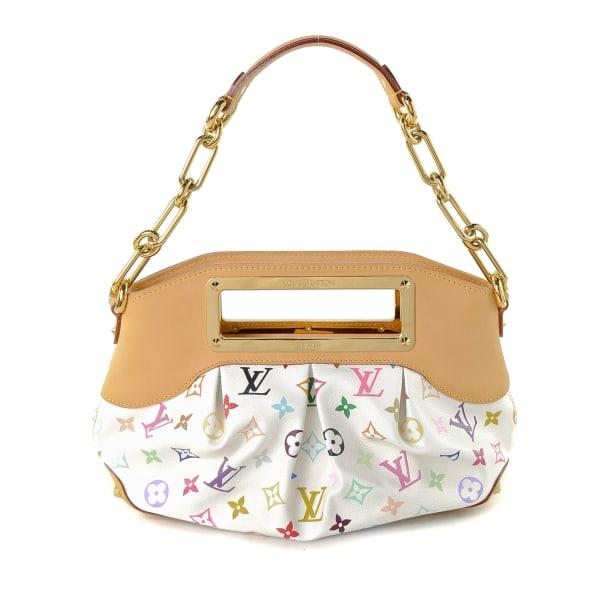 Louis Vuitton Limited Edition Monogram Multicolore Judy PM Handbag