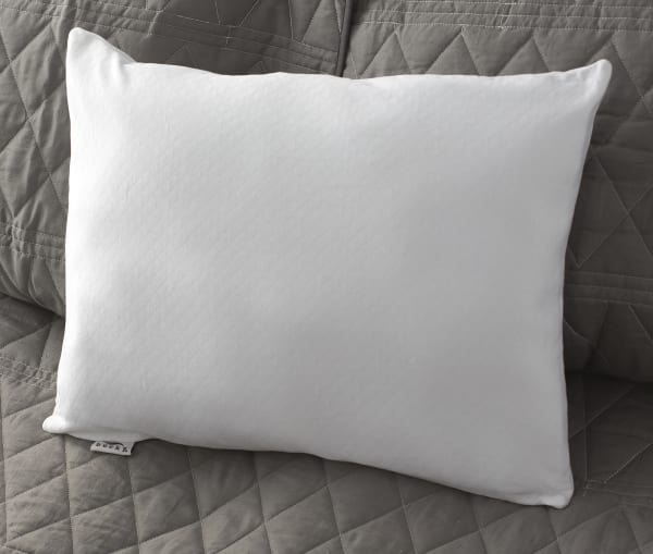 Bucky Large Duo White Pillow Case
