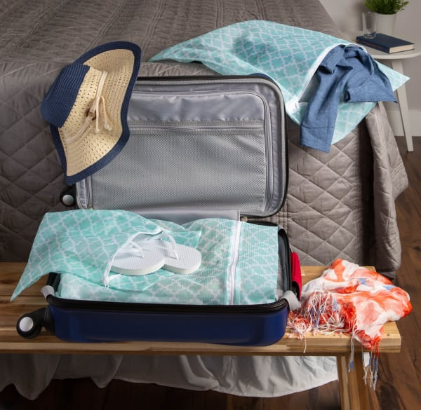 Aqua Lattice Set B Mesh Laundry Bag (Set of 6)