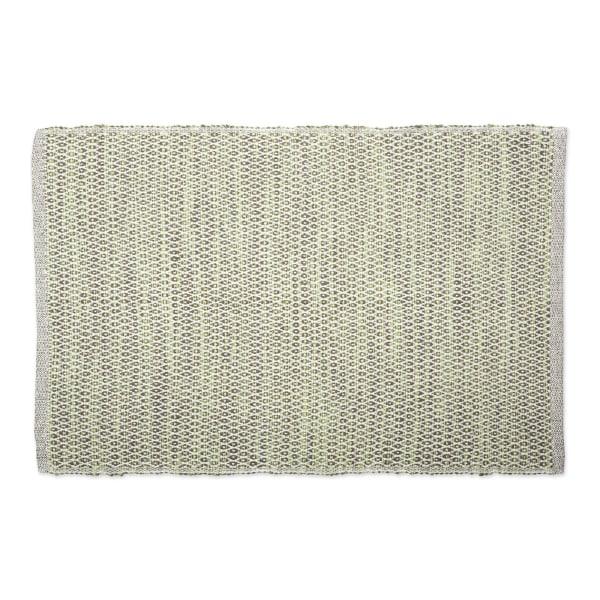 Artichoke Diamond Recycled Yarn Rug 2x3-ft