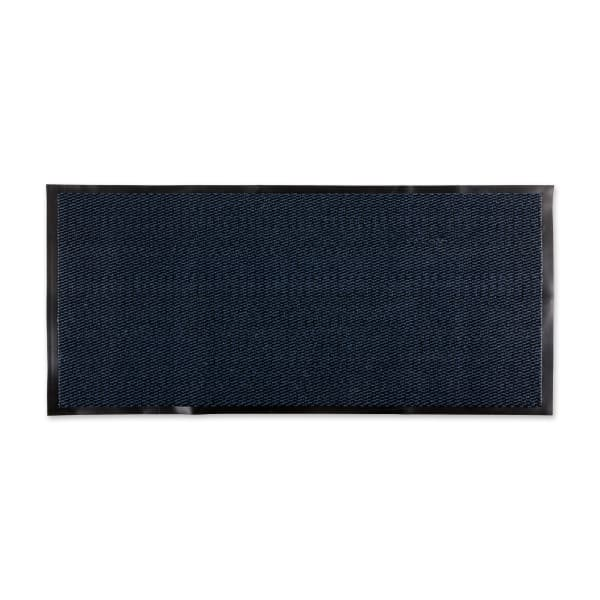 Walk Off Utility Runner Doormat 24x36 Blue/Black