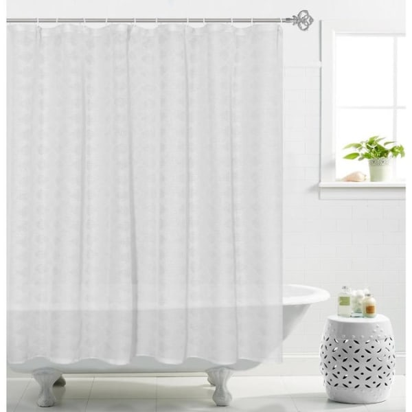 Dainty Home Joelle Shower Curtain