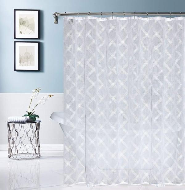 Dainty Home Katherine Shower Curtain