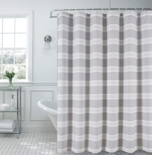 Dainty Home Madison Shower Curtain