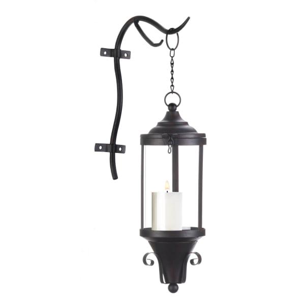 Open Top Hanging Lamp