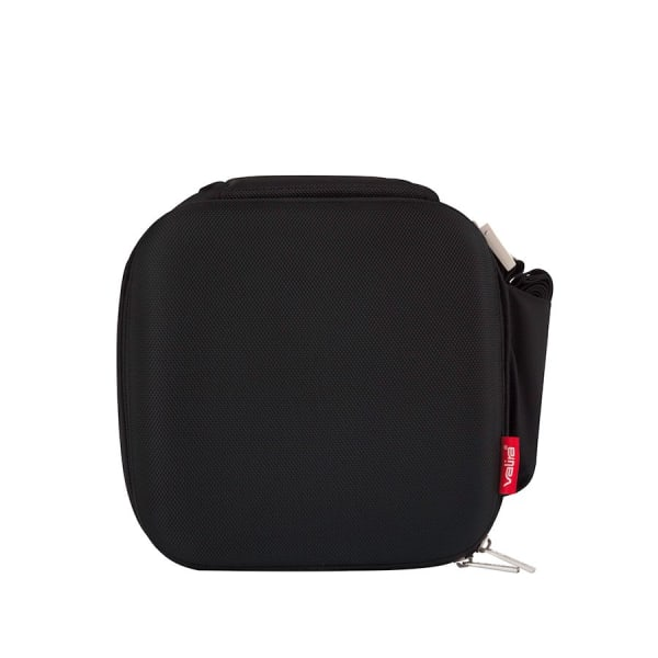 Valira Black Classic Lunch Bag   (.75L & .5L hermetic containers included)
