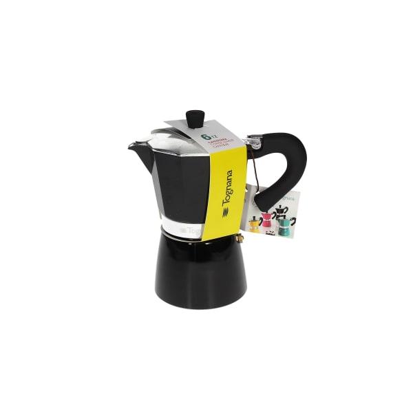 Tognana Coffee Star 6C Coffee Maker BLACK