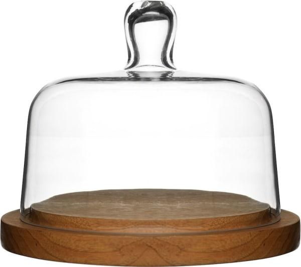Sagaform Nature Cheese Dome
