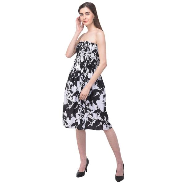 Summer Short Off Shoulder Dress