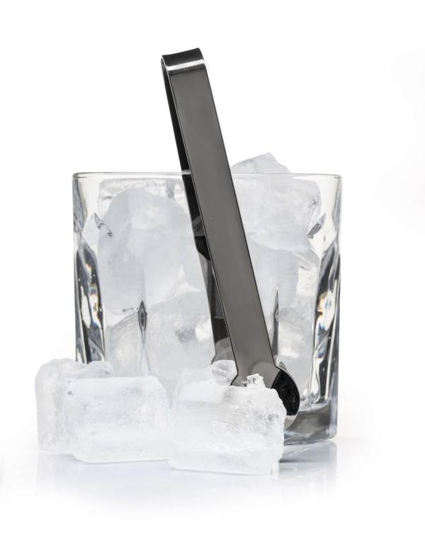 Sagaform Club Ice Bucket With Ice Tong