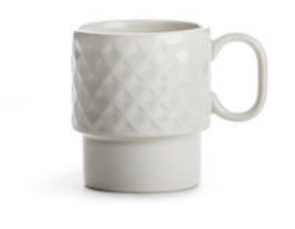 Sagaform Coffee & More Mug, White