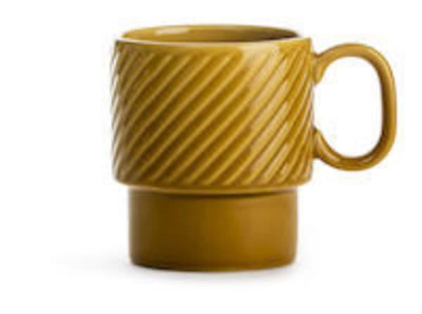 Sagaform Coffee & More Mug, Yellow