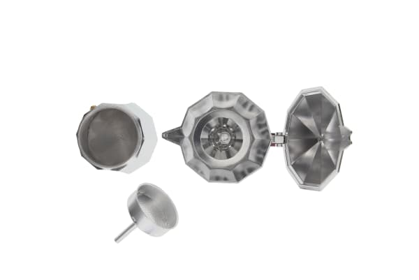 Tognana Extra Style Aluminum 6C Coffee Maker