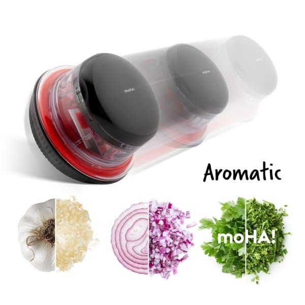 MoHA! Aromatic