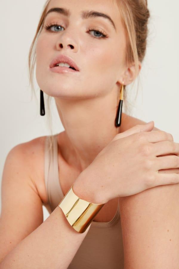Organic Flex Q Cuff Bracelet