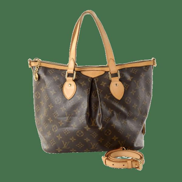 Louis Vuitton Palermo PM Tote Bag