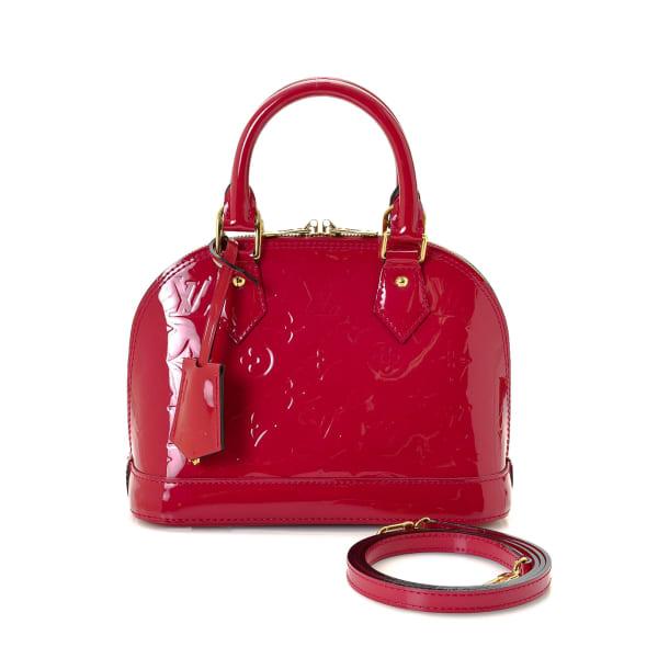 Louis Vuitton Alma BB Handbag