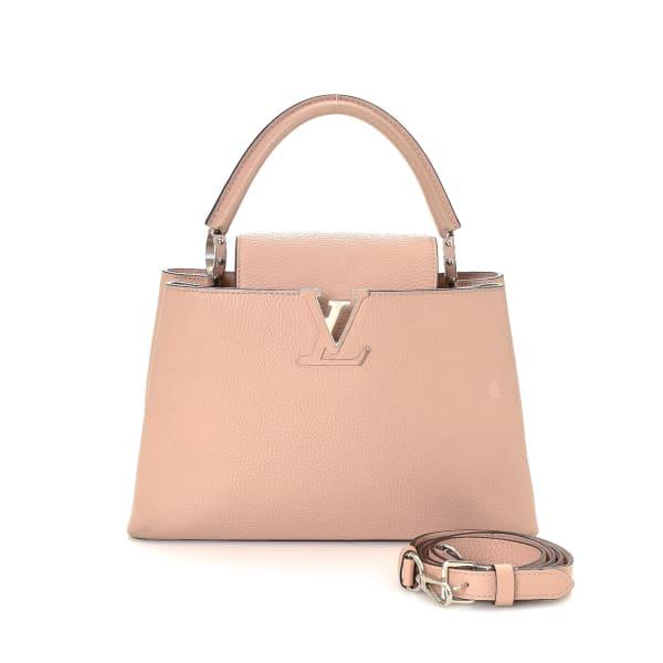 Louis Vuitton Capucines PM Handbag