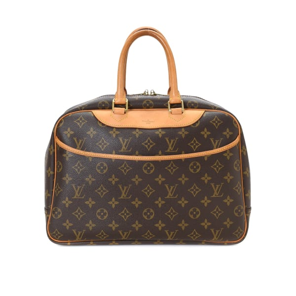 Louis Vuitton Deauville Handbag
