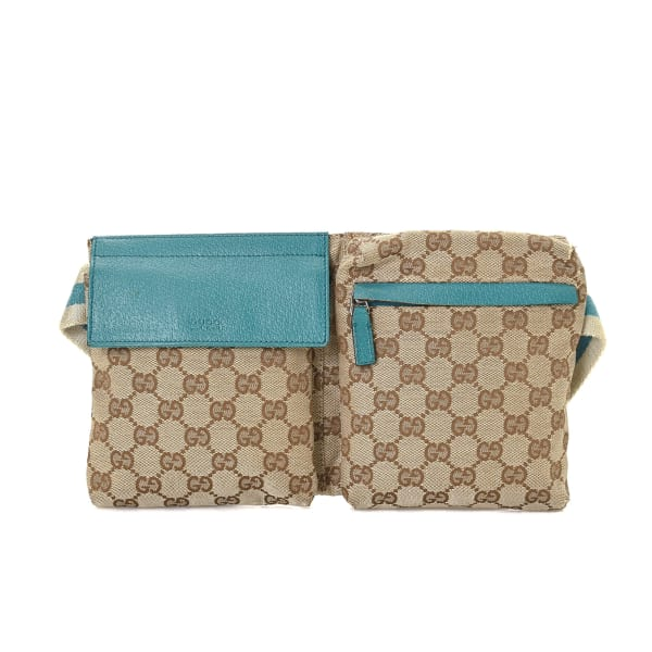 Gucci GG Canvas Waist Pouch
