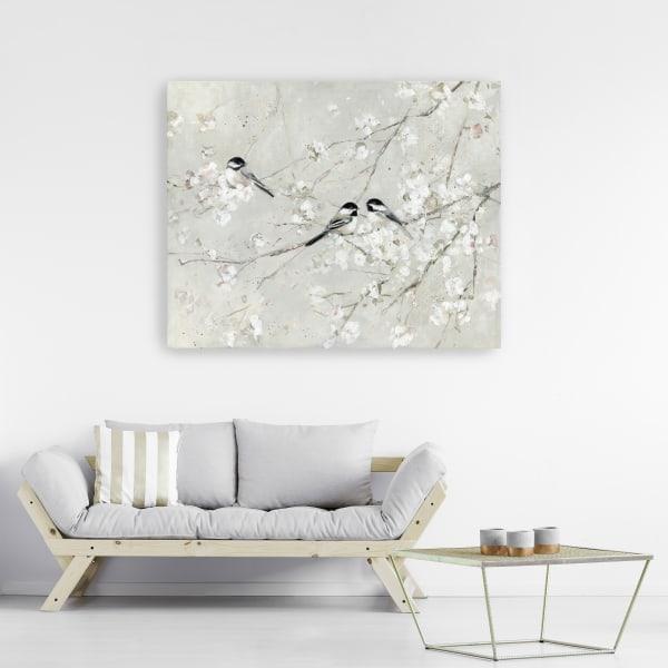 Nature's Confetti I Canvas Giclee