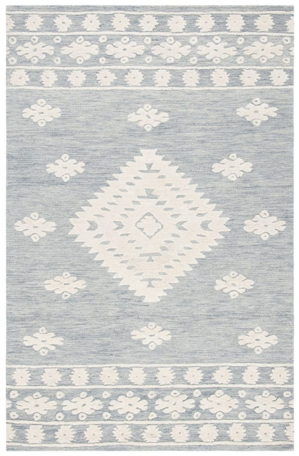 Safavieh Vail ray & Ivory Wool Rug