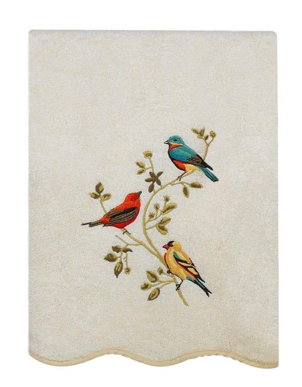 Premier Songbirds Bath Towel