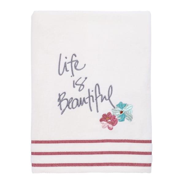 Dream Big Bath Towel