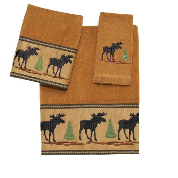 Forestry 3 Pc Towel Set