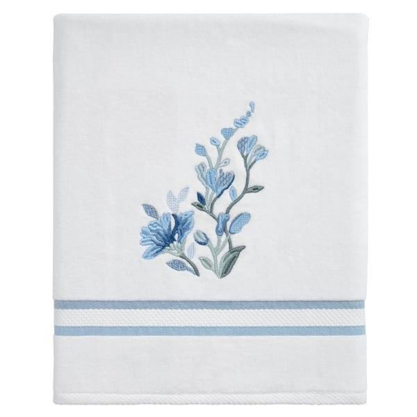 Garden View Bath Towel