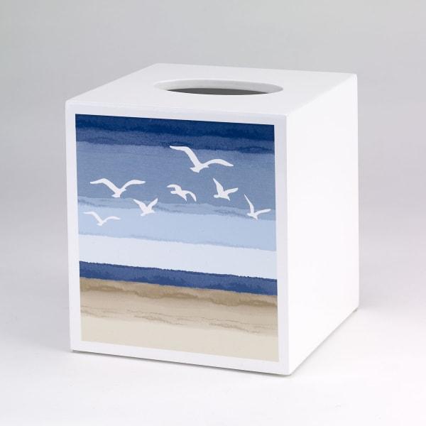 Seagulls Tissue Cover