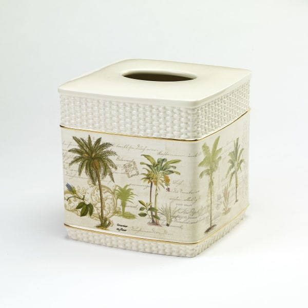 Colony Palm Tissue Cover