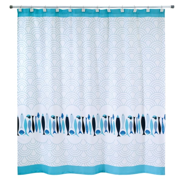 Mercer Shower Curtain
