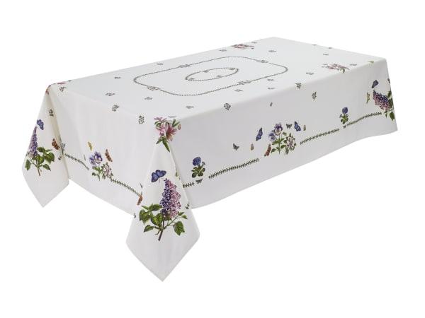 """Botanic Garden 120"""" Table Cloth"""