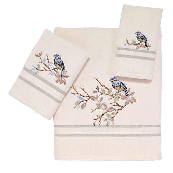 Love Nest 3-Piece Towel Set