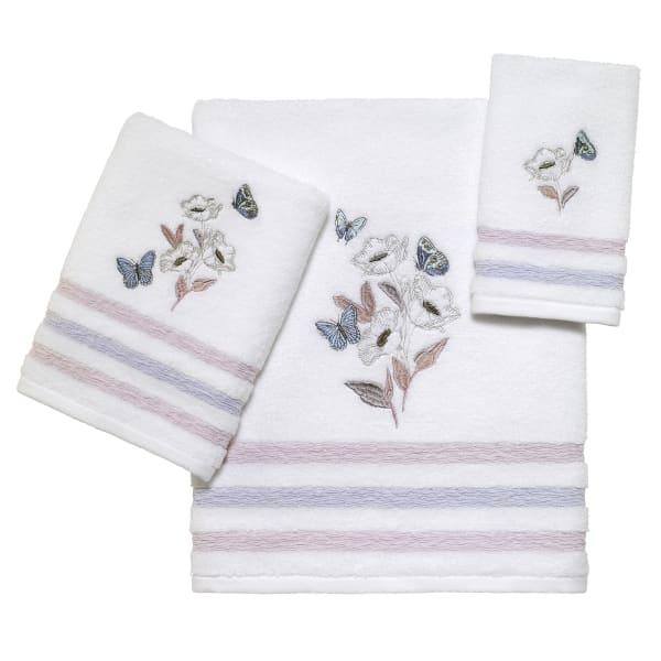 In The Garden 3 Pieces Towel Set