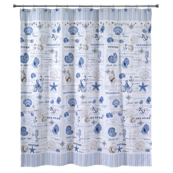 Island View Shower Curtain