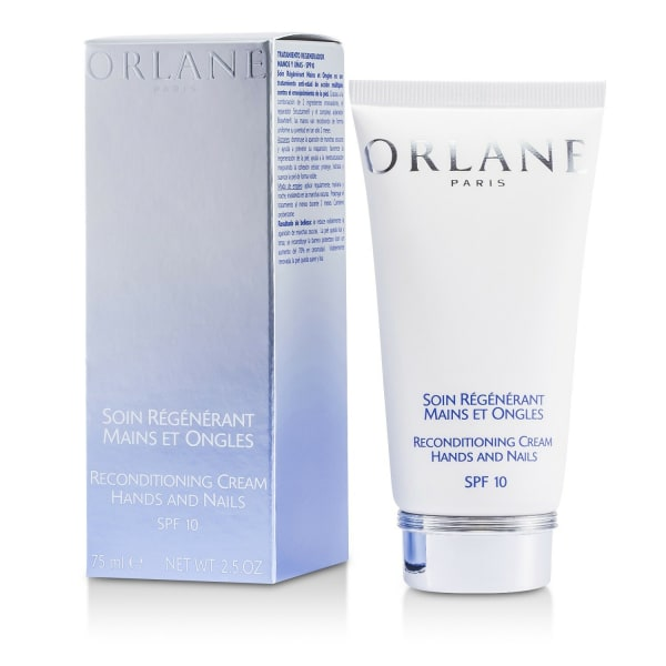 Orlane Women's Reconditioning Cream Hands And Nails Spf 10 Hand Lotion