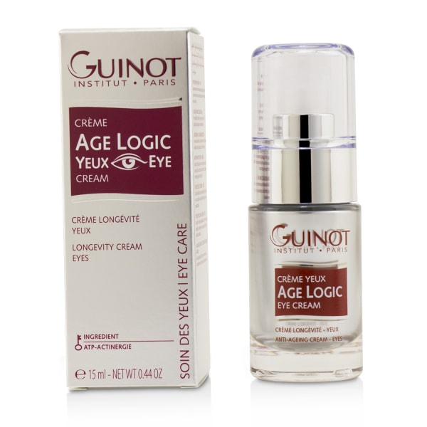 Guinot Women's Age Logic Yeux Intelligent Cell Renewal For Eyes Eye Gloss