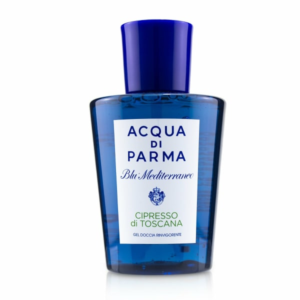 Acqua Di Parma Women's Blu Mediterraneo Cipresso Toscana Reinvigorating Shower Gel Soap
