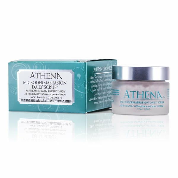 Athena Women's Microdermabrasion Daily Scrub Exfoliator