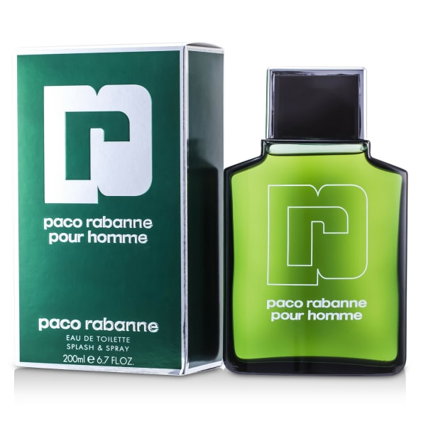 Paco Rabanne Men's Pour Homme Eau De Toilette Splash & Spray