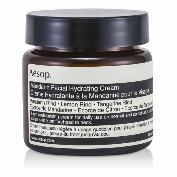 Aesop Men's Mandarin Facial Hydrating Cream Balms & Moisturizer