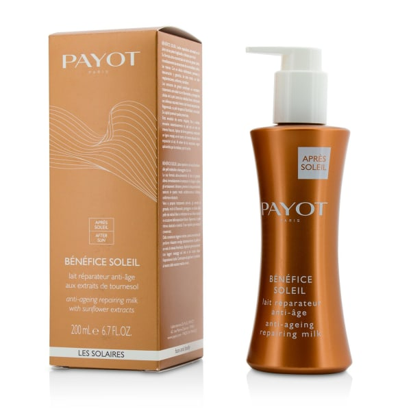 Payot Women's Benefice Soleil Anti-Aging Repairing Milk Body Sunscreen